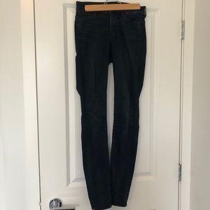 Koral high waisted skinny jeans, size 26